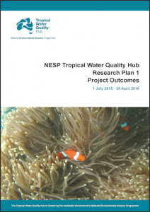 NESP TWQ Research Plan v1 Project Outcomes