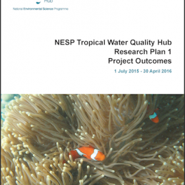 NESP TWQ Hub Research Plan 1 Project Outcomes