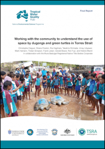 NESP TWQ Project 3.2 Final Report 1 Cover