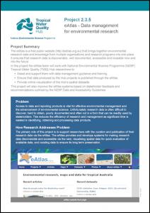 nesp-twq-project-2-3-5-factsheet